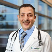 Mudher Al-Shathir, MD, Associate Program Director for the Internal Medicine Residency at The Jewish Hospital — Mercy Health