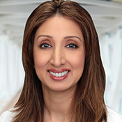 Dr. Rawan Narwal, Associate Program Director of Internal Medicine Residency at St. Vincent Medical Center