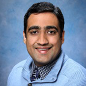 Dr. Ahmed Arshad, Associate Program Director of Neurology Residency at St. Vincent Medical Center