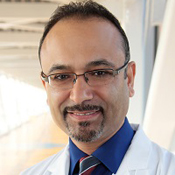Dr. Sam Zaidat, Program Director of Neurology Residency at St. Vincent Medical Center