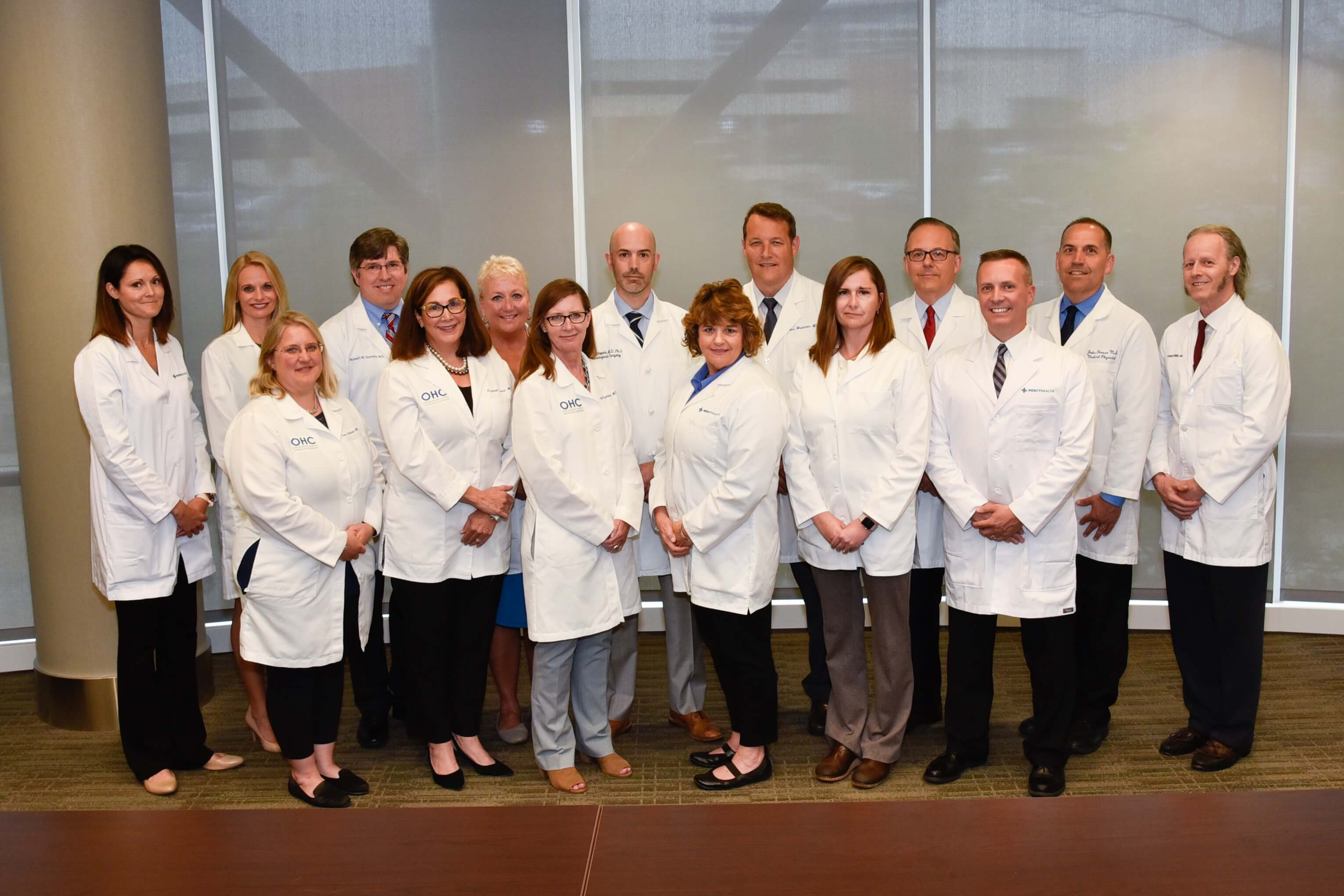The Jewish Hospital Mercy Health Brain Tumor Center - Tumor Board Group