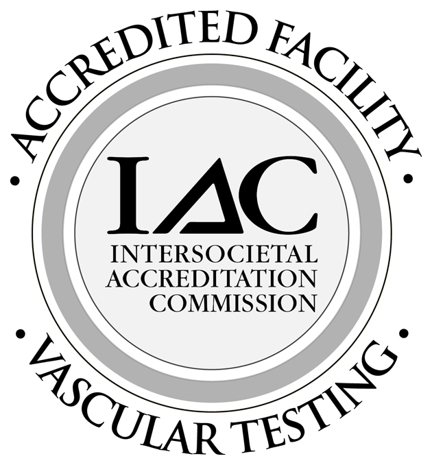 Vascular Testing Accreditation by the IAC
