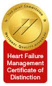 Joint Commission Gold Seal Certification for Advanced Heart Failure Management