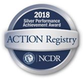 American College of Cardiology NCDR ACTION Registry Silver Performance Award